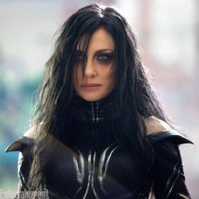 Cate Blanchett As Hela - Thor Ragnarok