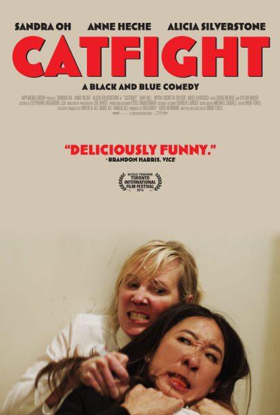 Catfight Movie Poster