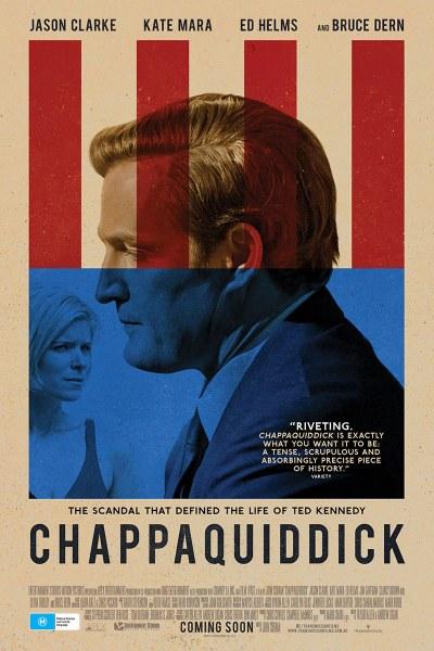 Chappaquiddick Australia Poster