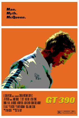 Chasing Bullitt GT390 Poster