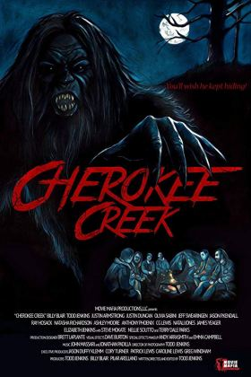Cherokee Creek Movie Poster