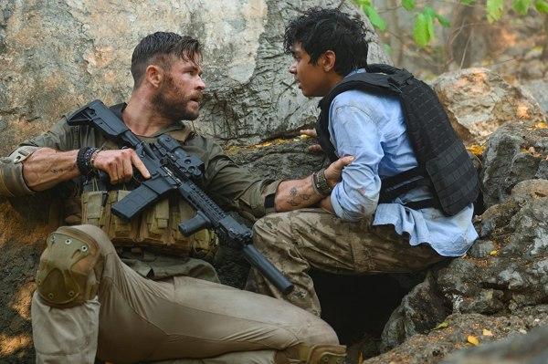 Chris Hemsworth - Extraction Movie (2020)