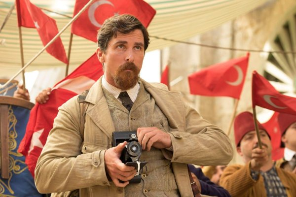 Christian Bale The Promise Movie