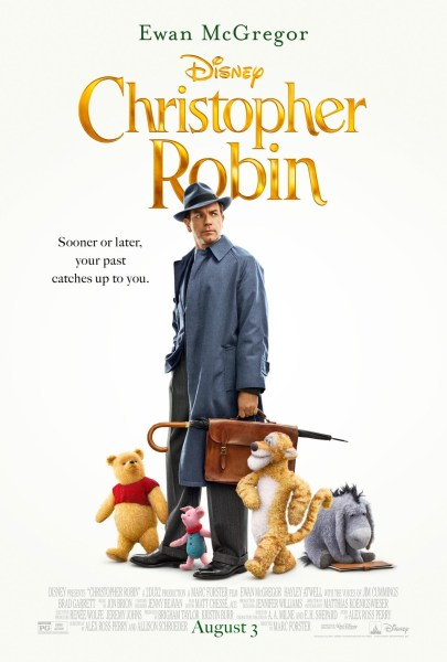 Christopher Robin New Film Poster
