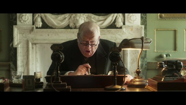 Churchill Movie 2017