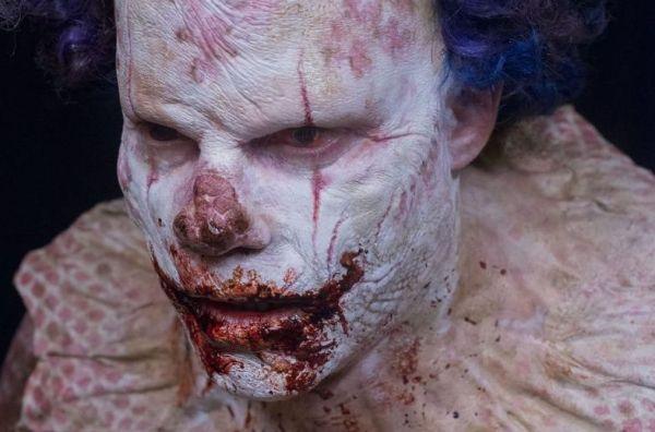 Child-eating Clown movie