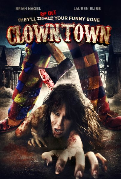 Clowntown new poster