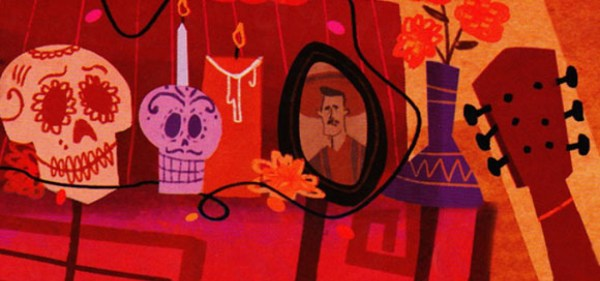 Coco Movie by Disney Pixar - Concept Art