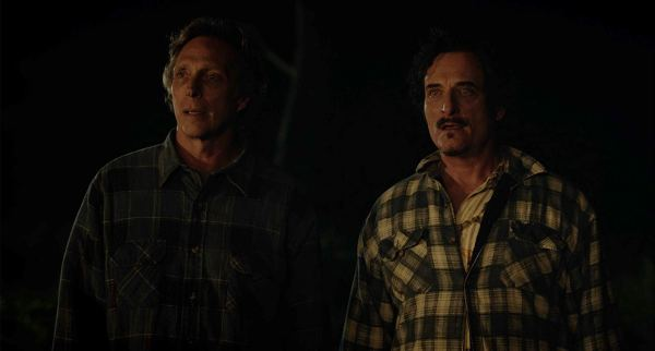 Cold Brook Movie - William Fichtner and Kim Coates