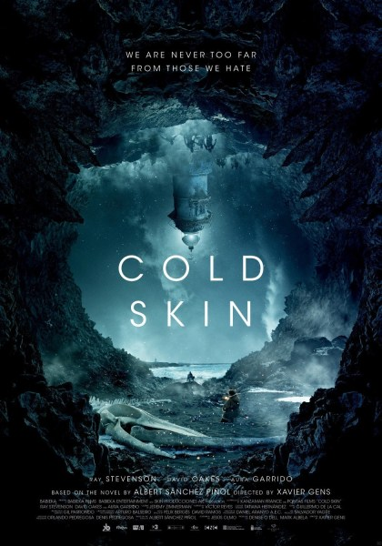 Cold Skin New Poster