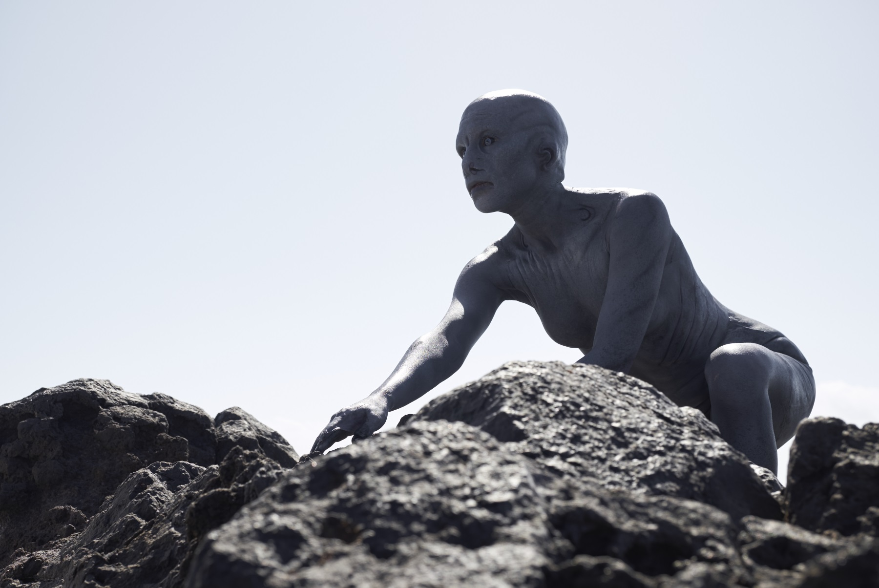 Cold Skin Film Trailer