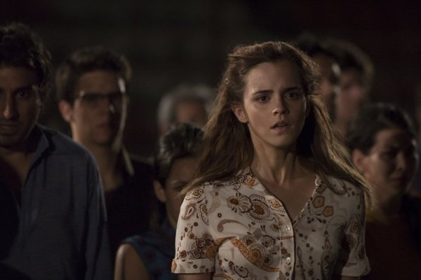 Colonia Movie - Emma Watson