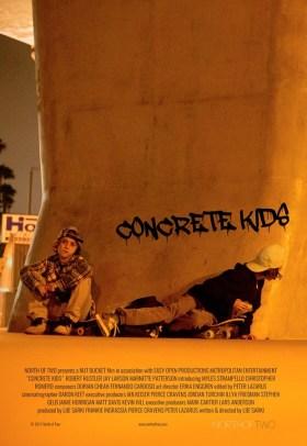 Concrete Kids Poster