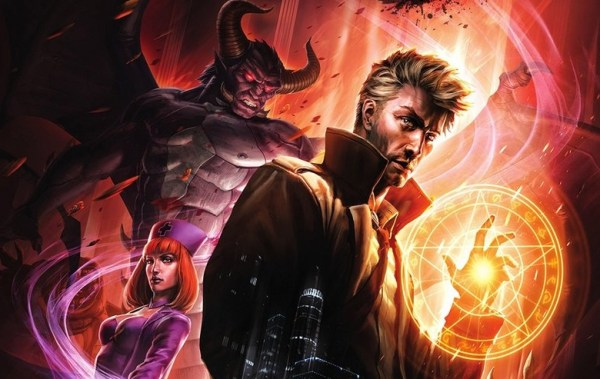 Constantine City Of Demons Movie