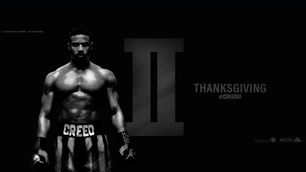 Creed 2 Movie 2018