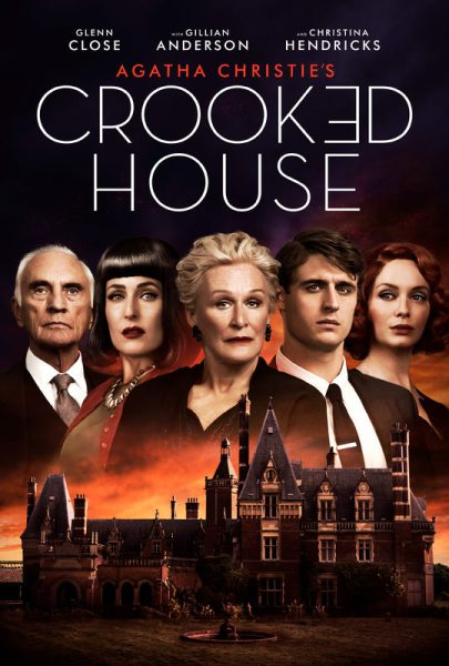Crooked House Film Poster