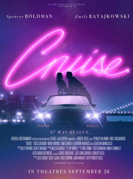 Cruise Film Poster