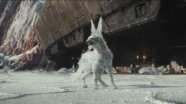 Crystal Foxes Star Wars 8 Movie