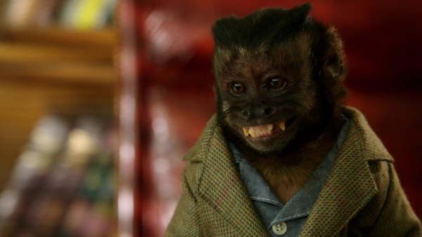 Crystal the Monkey - Monkey Up movie