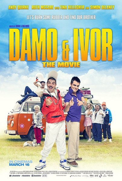 Damo And Ivor Movie Poster