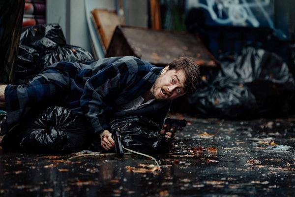 Daniel Radcliffe Guns Akimbo Film 2020