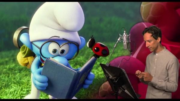 Danny Pudi As Brainy Smurf