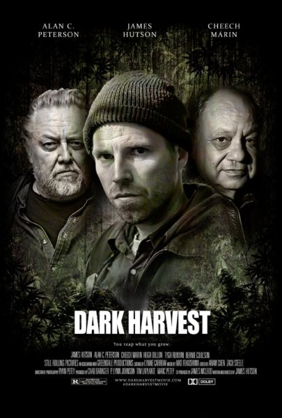Dark Harvest movie poster