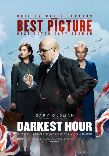 Darkest Hour New Poster