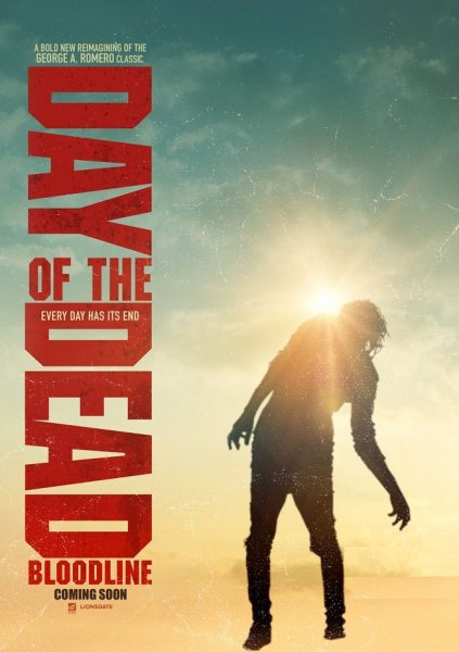 Day Of The Dead Bloodline New Movie Poster