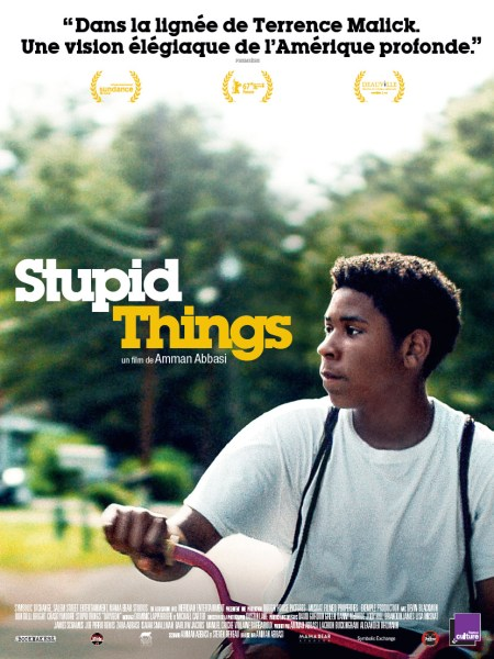 Dayveon - Stupid Things - French poster