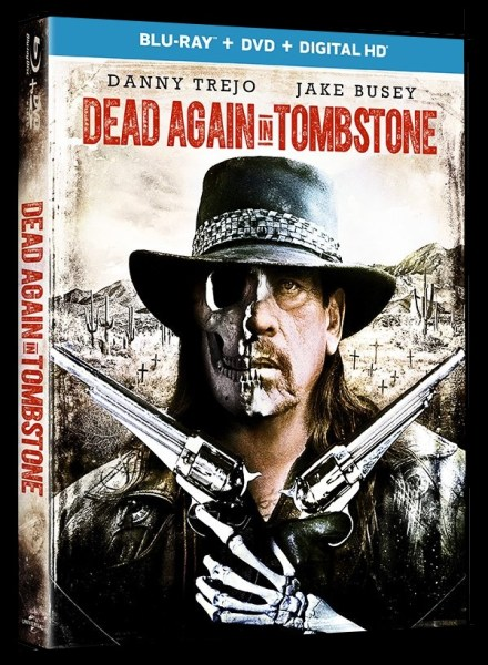Dead Again In Tombstone Movie DVD Cover