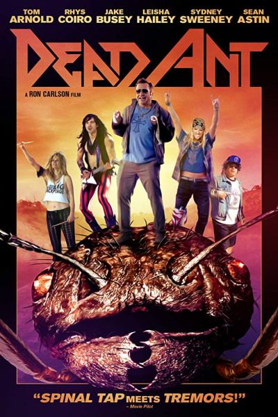 Dead Ant New Film Poster