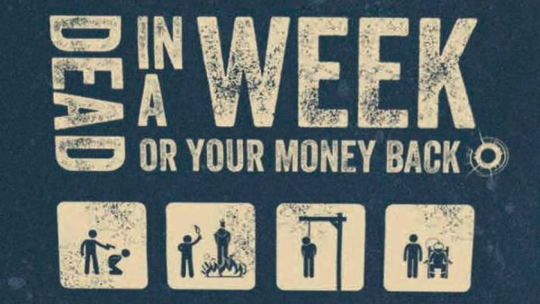 Dead In A Week Or Your Money Back Teaser