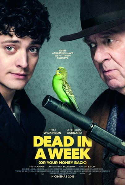 Dead In A Week Or Your Money Back Movie Poster