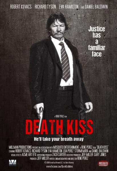 Death Kiss Movie Poster