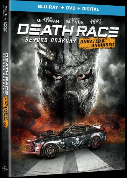 Death Race 4 Beyond Anarchy Poster