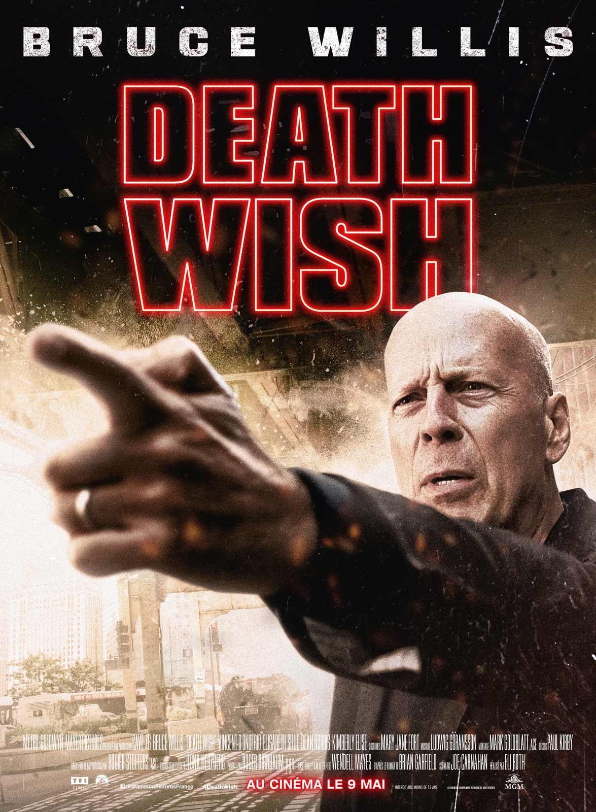 Death Wish Trailer