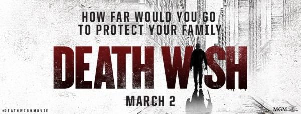 Death Wish Movie 2018