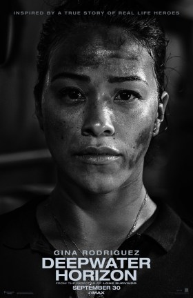 Deepwater Horizon - Gina Rodriguez as Andrea Fleytas