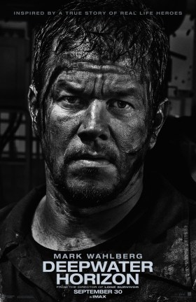 Deepwater Horizon - Mark Wahlberg as Mark Williams