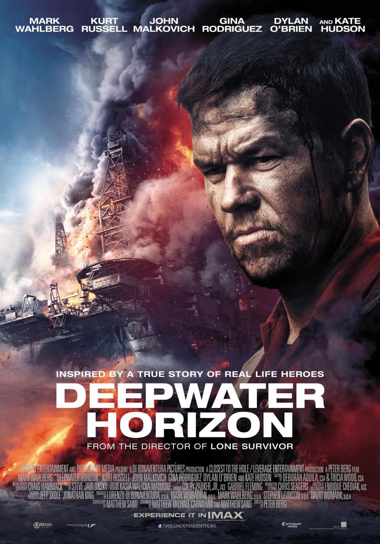 2 New Posters for Deepwater Horizon : Teaser Trailer
