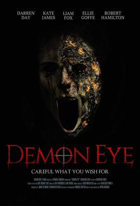 Demon Eye Poster