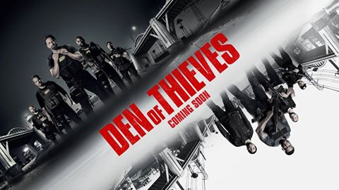 Den Of Thieves Movie