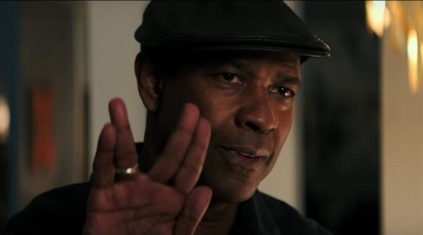 Denzel Washington - The Equalizer 2