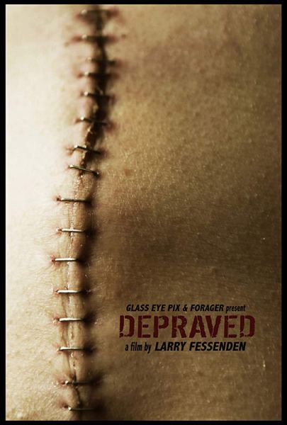 Depraved Movie Poster