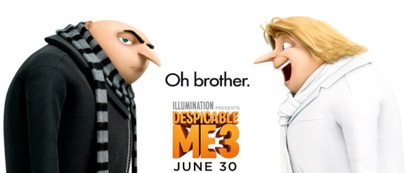Despicable Me 3 movie - Gru And Dru