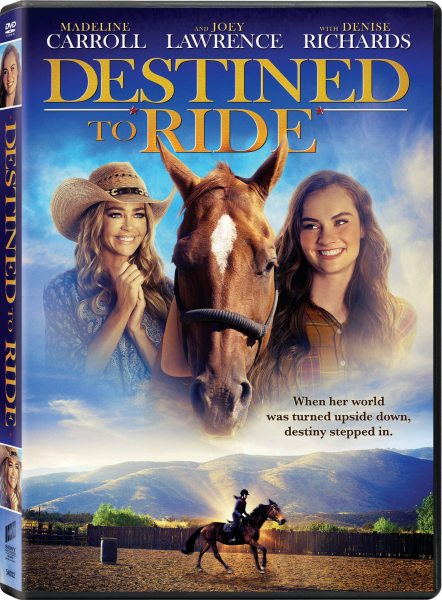 Destined To Ride DVD Cover