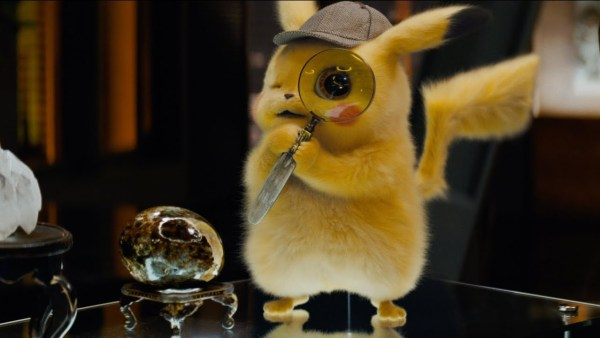 Detective Pikachu 2019
