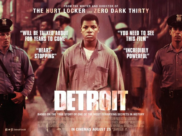 Detroit Movie Banner Poster
