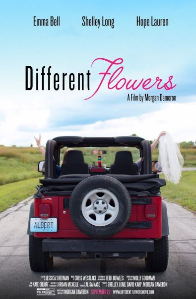 Different Flowers New Film Poster